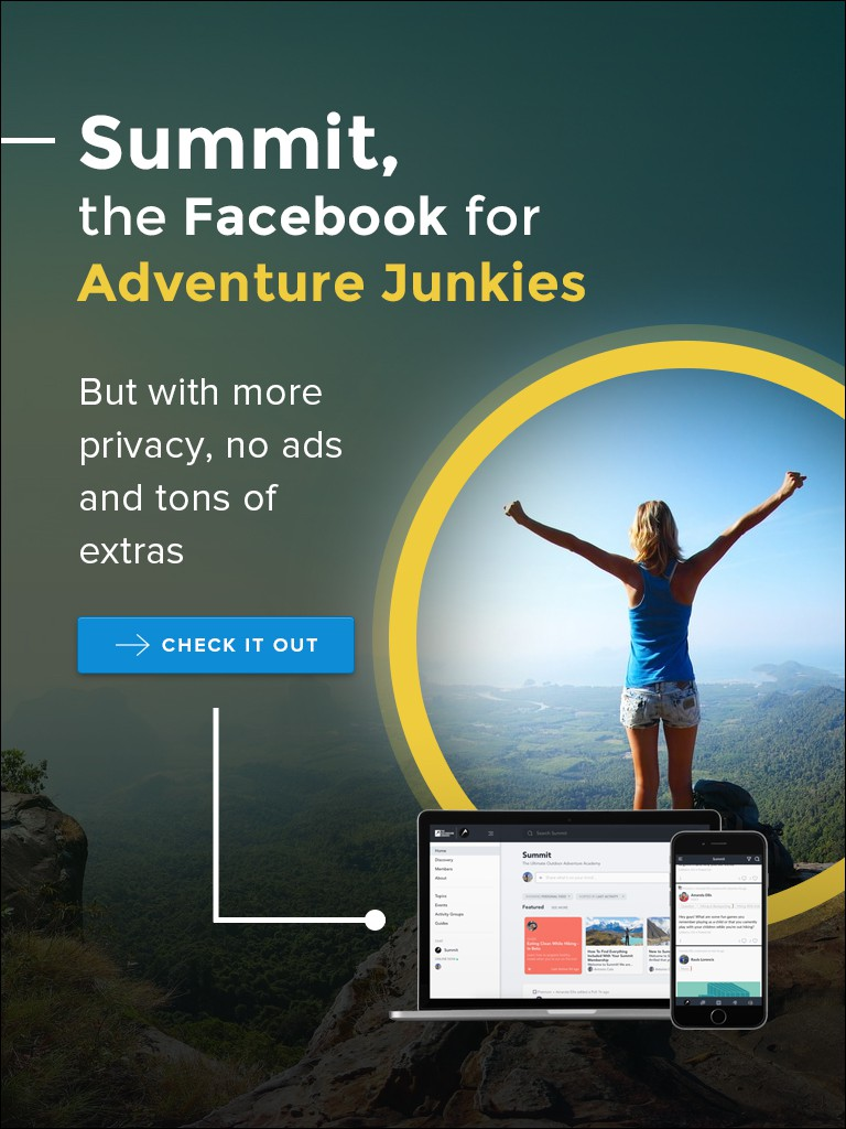 Design a Banner Ad for a New Social Media Network