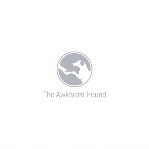 the awakward hound