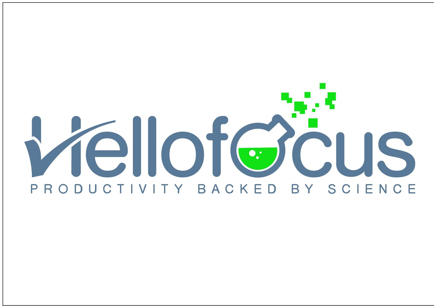Logo for a productivity app