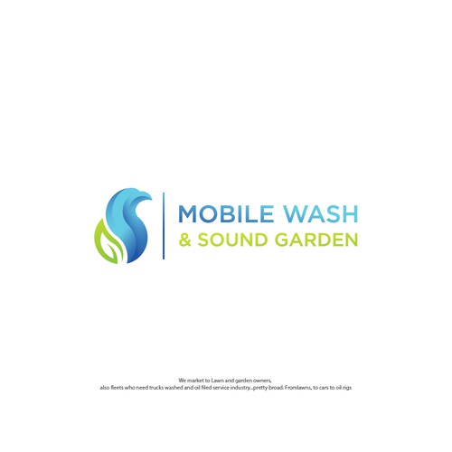 Mobile Wash & Sound Garden