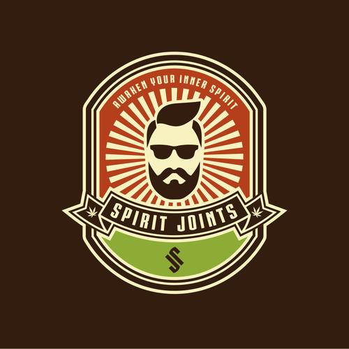 Logo design for Spirit Joints
