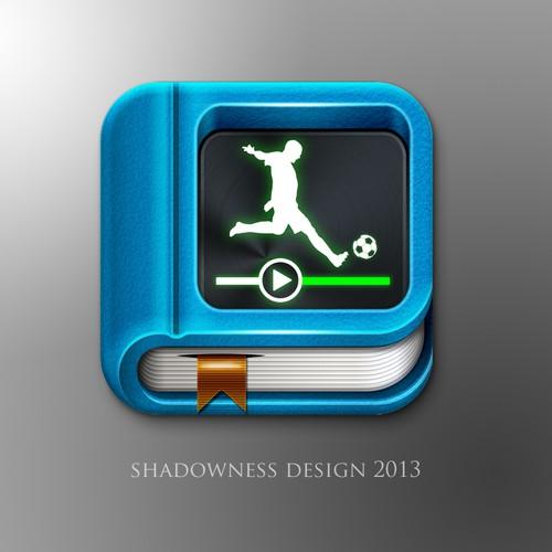 icon or button design for SoccerTutor.com