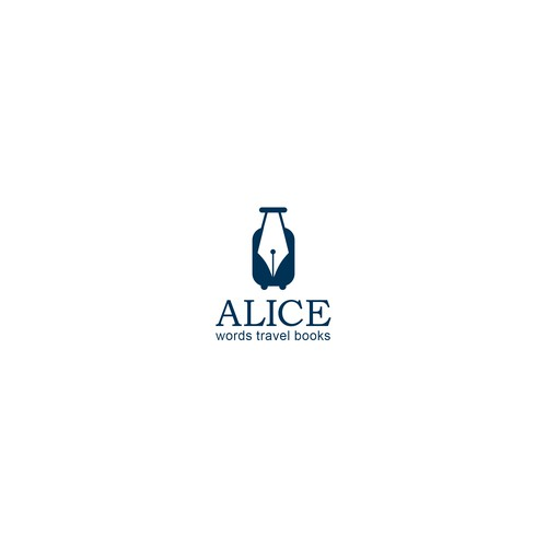 Alice  needs a new logo
