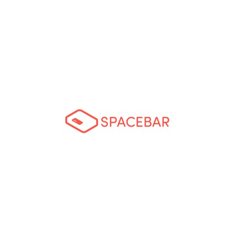 Clean, edgy design for Spacebar