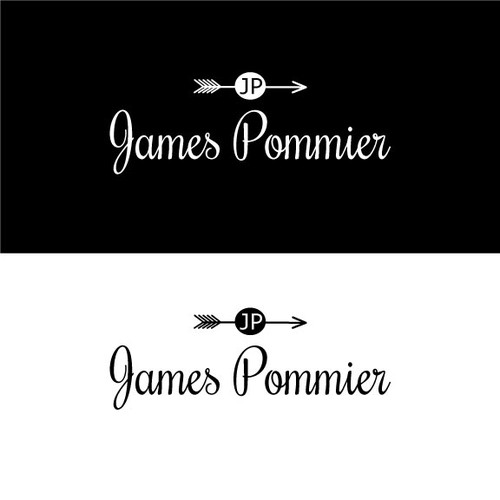 Logo and Business Card for Fashion Photographer