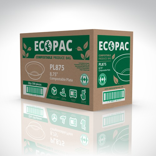 Corrugated box design