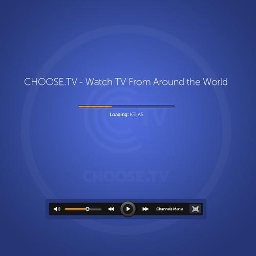 Choose.tv project