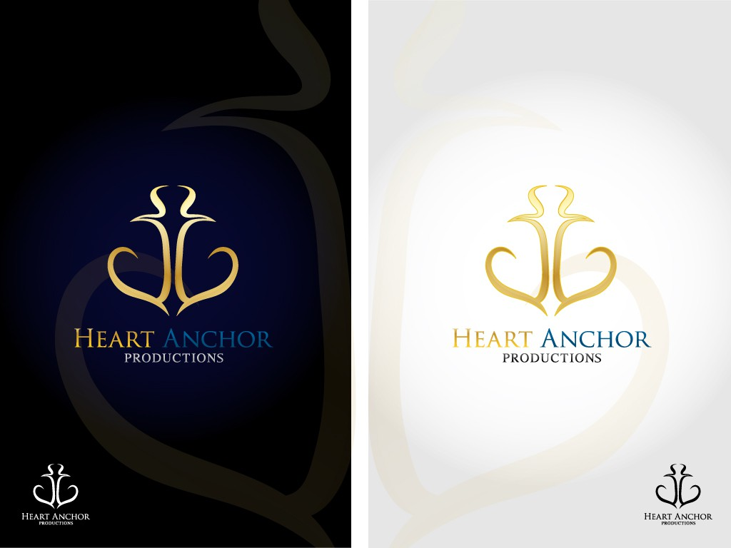 New logo wanted for Heart Anchor Productions