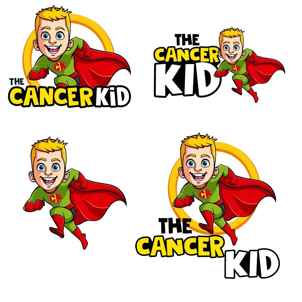 Create a powerful logo for The Cancer Kid!
