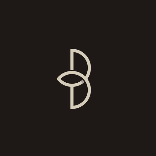 Logo mark for a Cosmetic Company