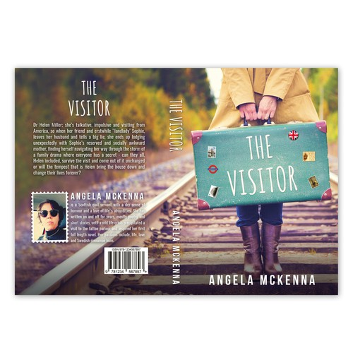 Submission Book Cover The Visitor