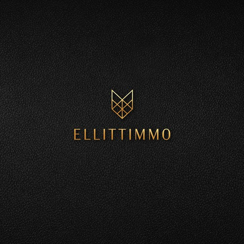 Logo for a luxury Real Estate investment company in Morocco.