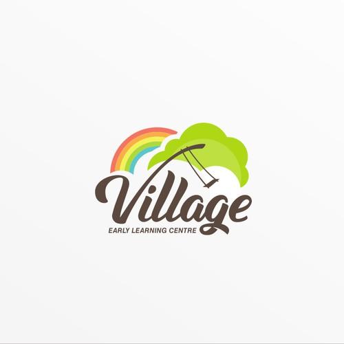Logo for children's camp