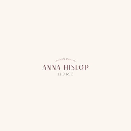 Anna Hislop Home Logo