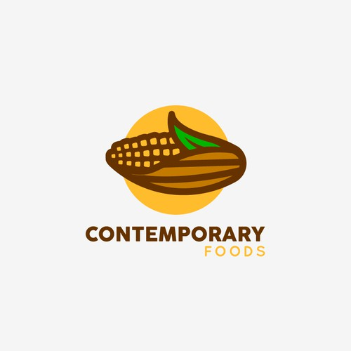 Creative brand for Contemporary Foods
