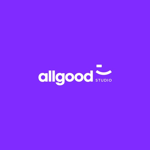 Minimalistic logo For a Design Agency
