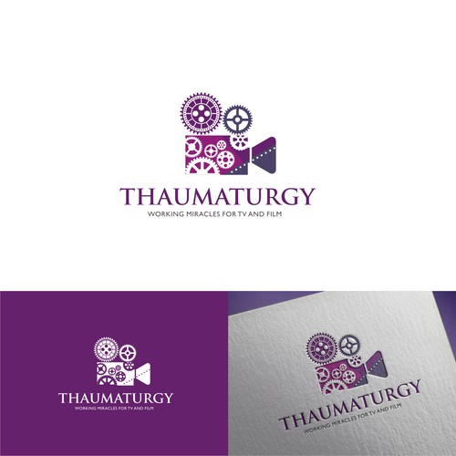 logo design for Thaumaturgy