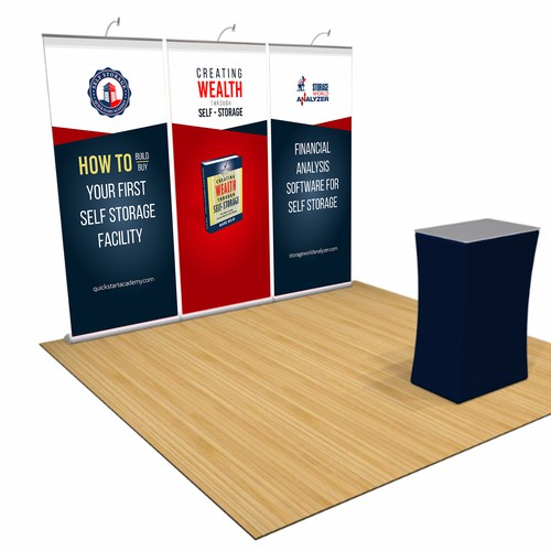 Trade booth