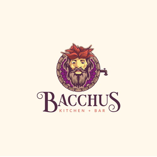 Bacchus Kitchen + Bar - Winning Project