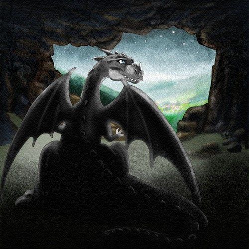 A Dragon's Tale - Childrens book - Illustrations needed for whole book