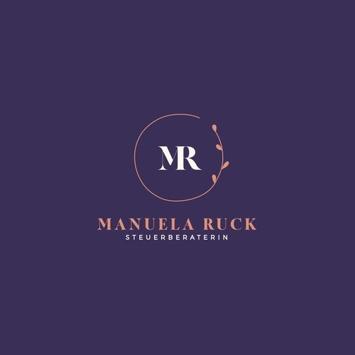 Female logo for a small business