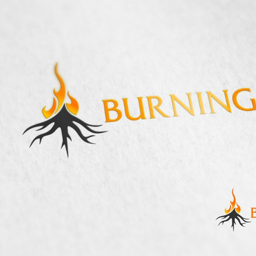 Burning Root needs a logo
