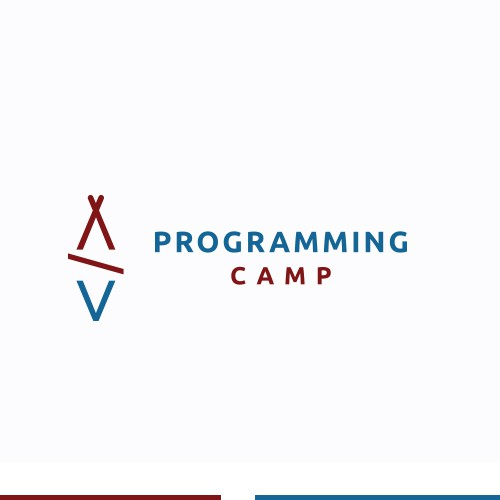 Create a logo for a Programming Summer Camp