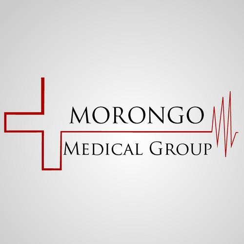 Logo concept for medical group