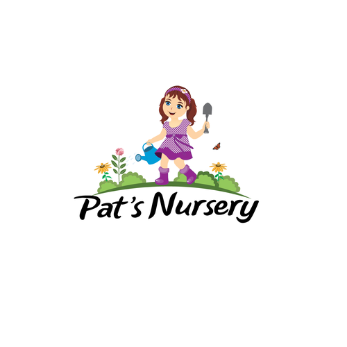 Logo for nursery