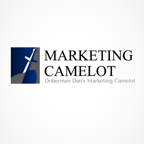 Logo for the Marketing Camelot