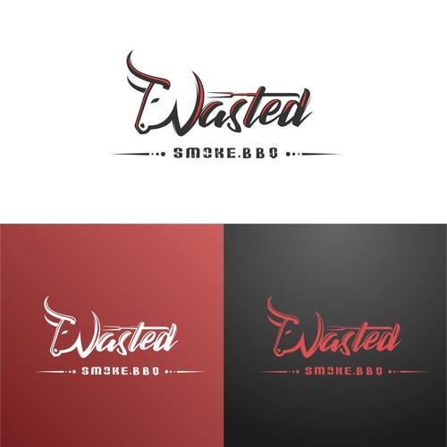 wasted smoke
