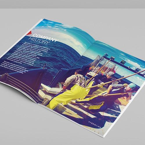 Brochure for Stormline