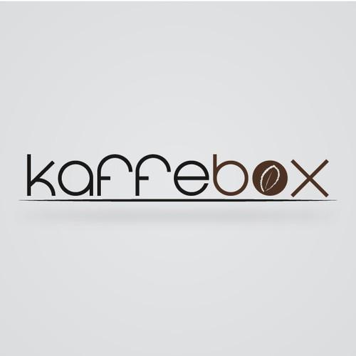 Help KaffeBox with a new logo