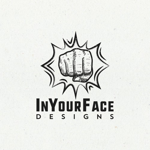 InYourFace Designs