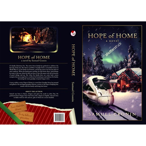 Hope of Home Book Cover