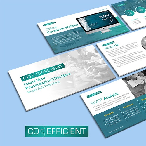 Presentation Template for Co Efficient