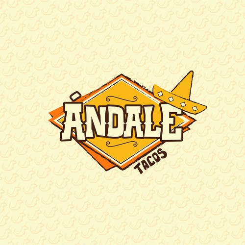Logo   Ándale Tacos
