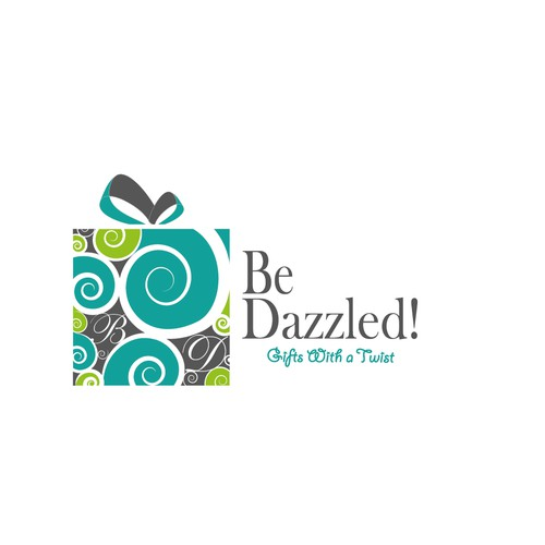 Create an elegant, bright, eye catching logo for Be Dazzled!