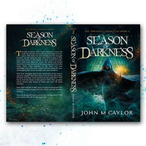Season Of Darkness Cover Entry