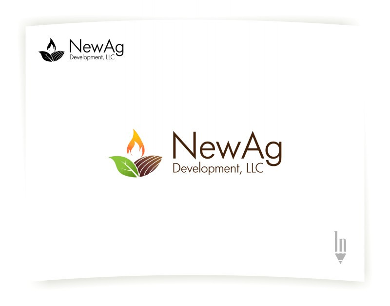 Help NewAg Development, LLC with a new logo