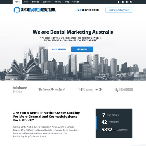 Dental Marketing Australia
