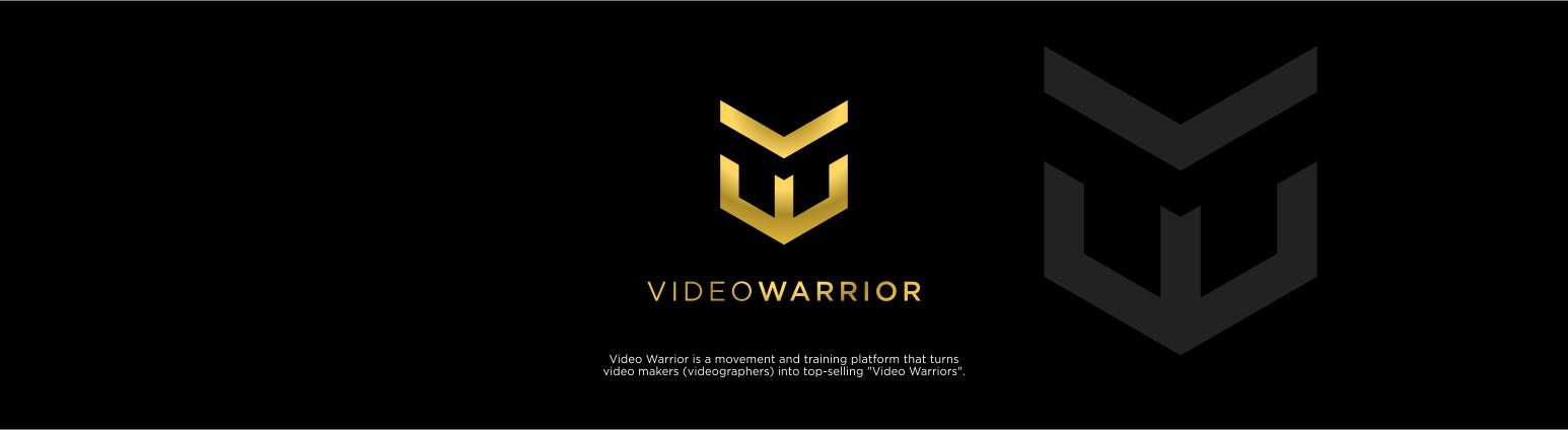 Video Warrior Logo + Branding