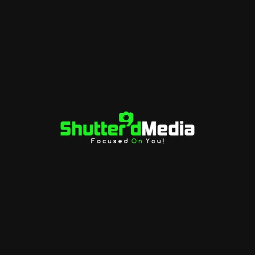 Design an awesome winning logo for Shutter'd Media