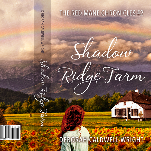 Shadow Ridge farm book cover
