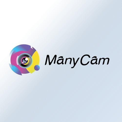 Logo Design for WebCam Website