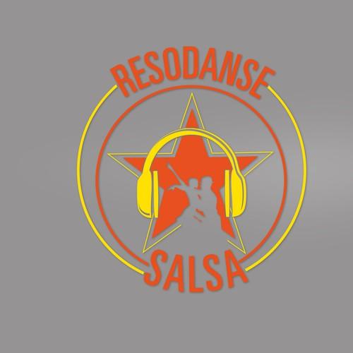 Logo créé pour un Dj de Salsa