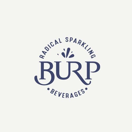 BURP Radical Sparkling Beverages