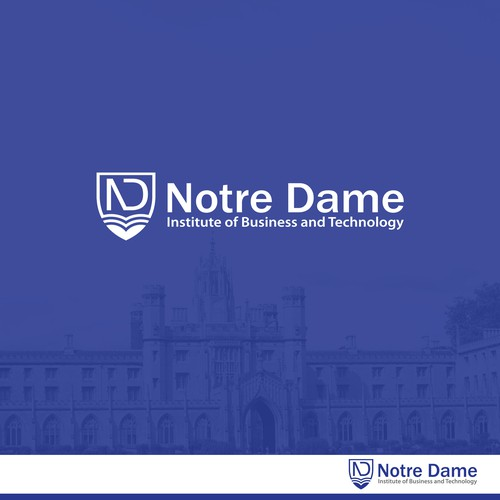 Logo for educational institution