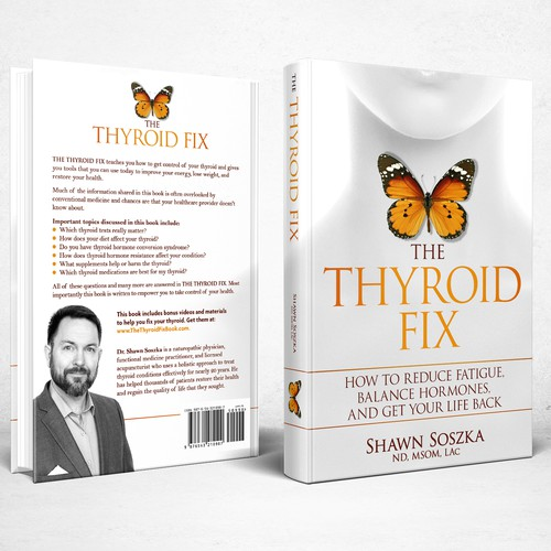 Book cover for The Thyroid Fix