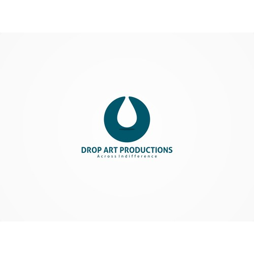 Art fights for a better world - Logo for a new performing arts production company